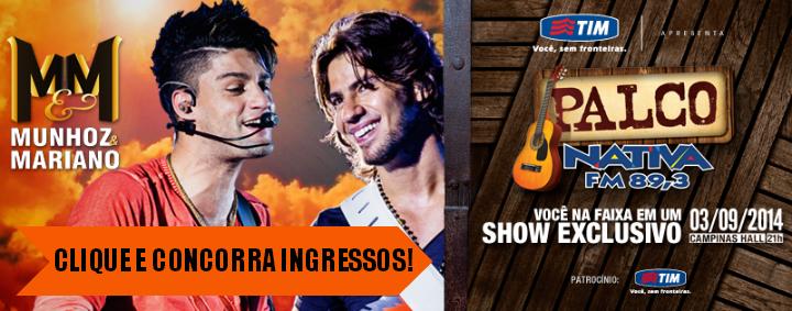 PALCO NATIVA - Munhoz & Mariano - 03/09/2014 - Campinas