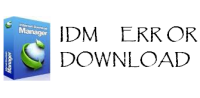 IDM error download file