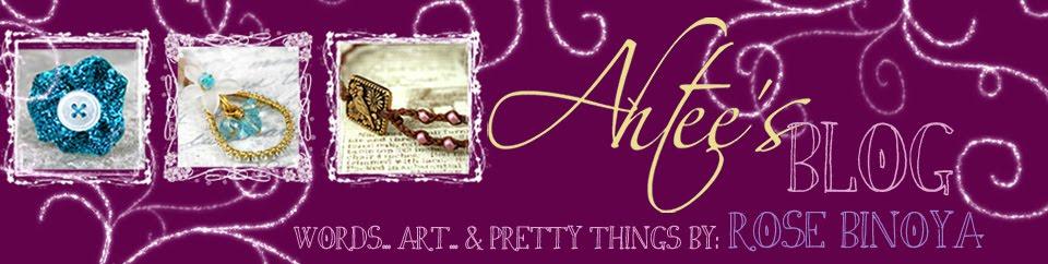 Ahtee's Blog