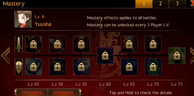 Seven Knights Mastery