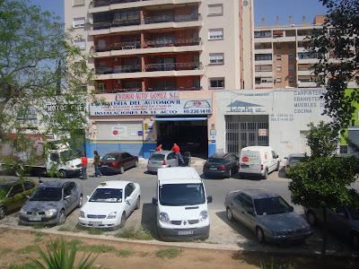 Cristaleria del automovil en malaga historia del - Cristaleria fuengirola ...