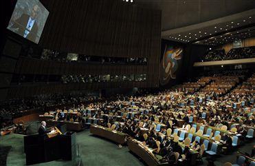 Português faz pleno nas intervenções dos países CPLP na Assembleia Geral da ONU