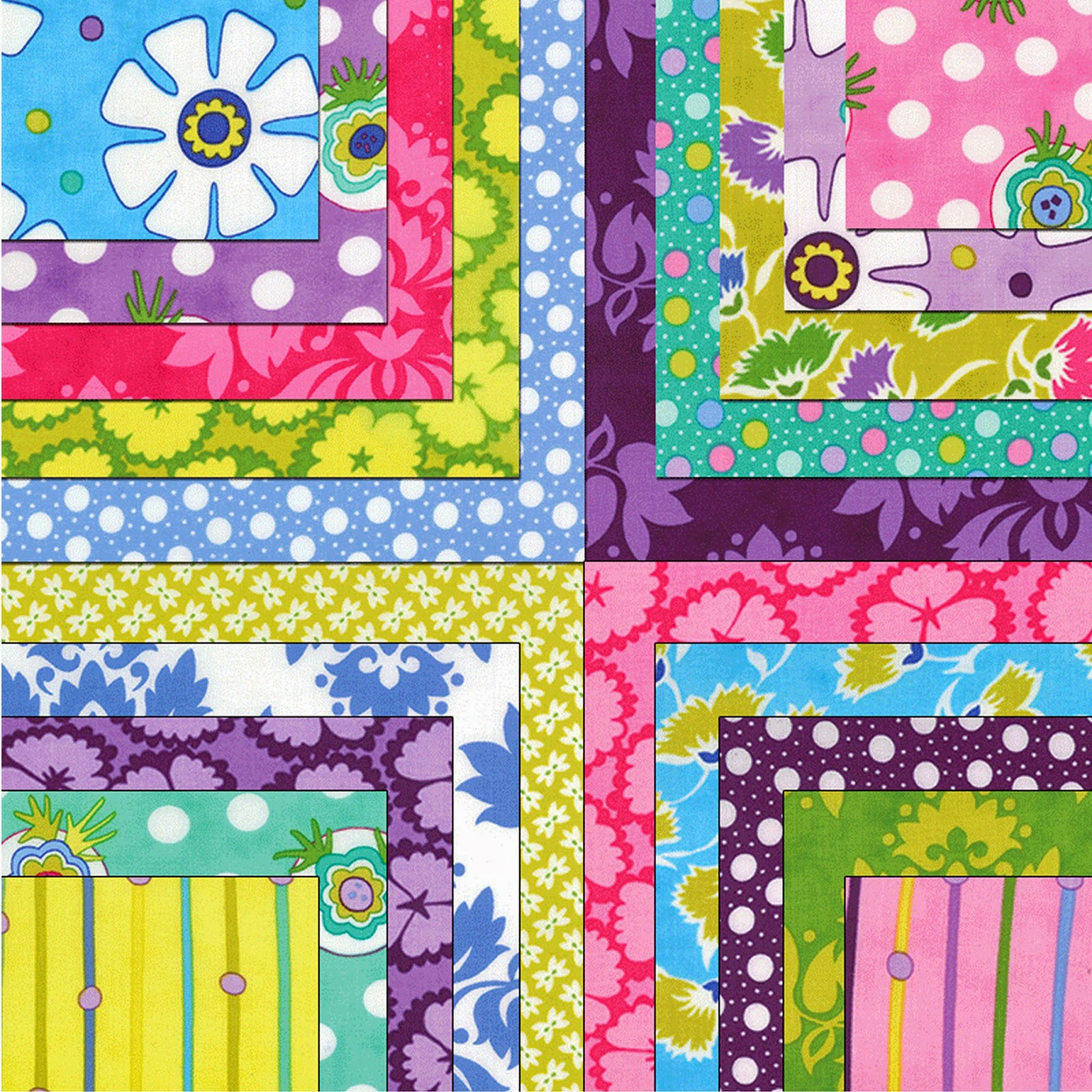 Moda LOL Quilt Fabric by Me & My Sister Designs for Moda Fabrics