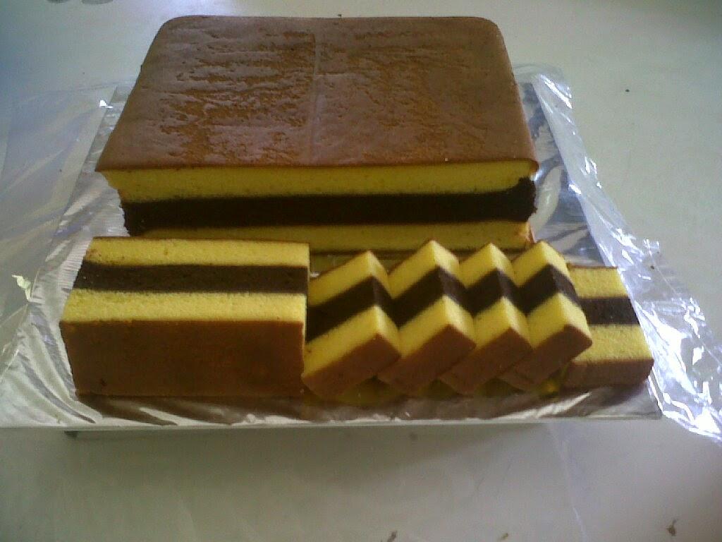 Resep Cara Membuat Lapis Legit Coklat Spesial