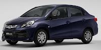 Mobil Honda Brio Amaze-Harga & Spesifikasi