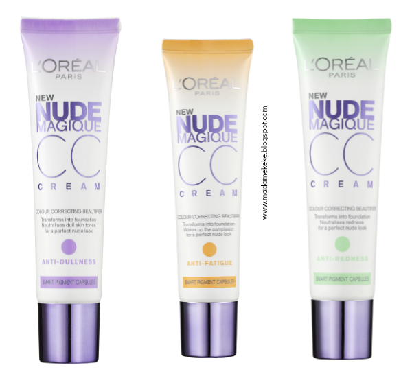 L´Oréal Nude Magique CC Cream - Beauty News