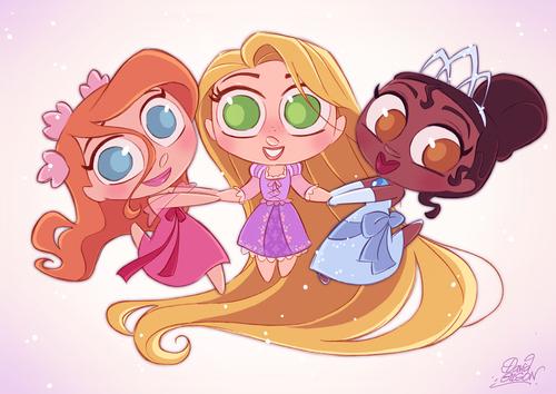 Desenhos para colorir nas férias das Princesas Disney