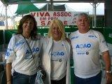 Dr. Thereza Cristina do SESI, Dr Rosângela Matos da VIVA e Sr. Zezinho do SESI -AÇÃO GLOBAL