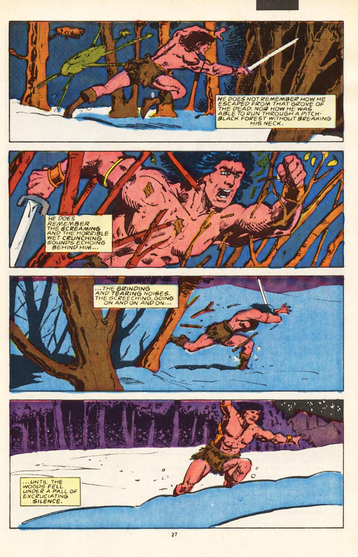 Conan the Barbarian (1970) Issue #224 #236 - English 21