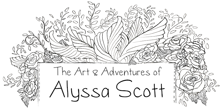The Art and Adventures of Alyssa Scott