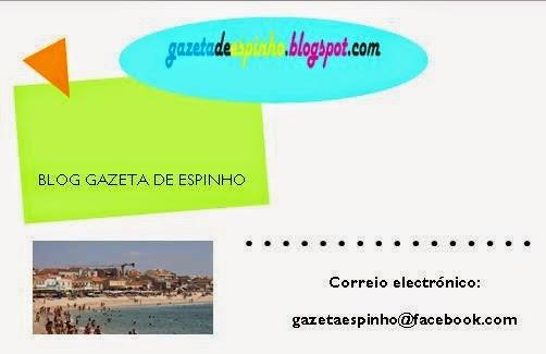 Catao visitas Blog Gazeta de Espinho