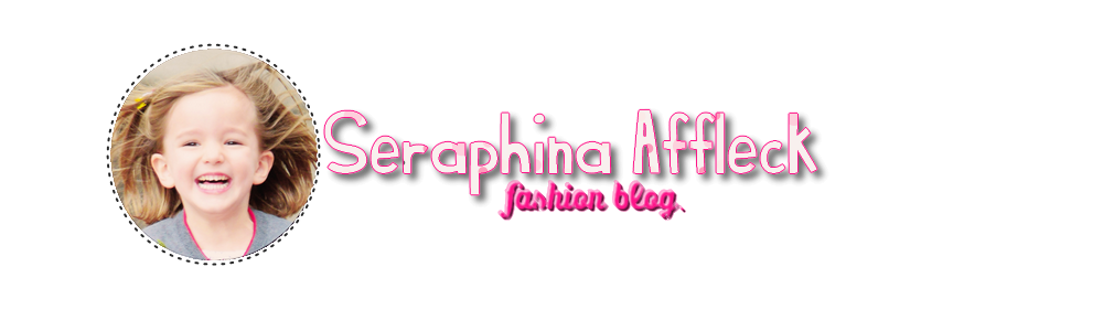 Seraphina Affleck Fashion Blog