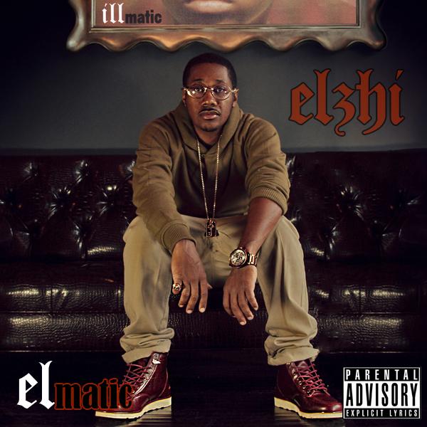 Elzhi – ELmatic (CD) (2011) (FLAC + 320 kbps)