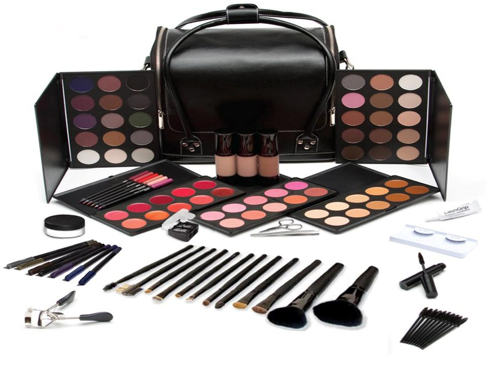 Items Have Makeup Kit Vidalondon