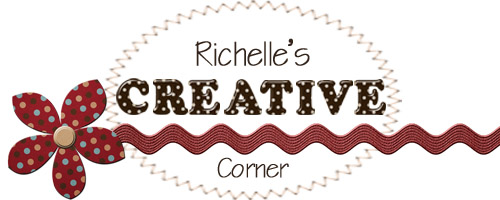 Richelle&#39;s Creative Corner