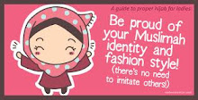 Be a Muslimah..