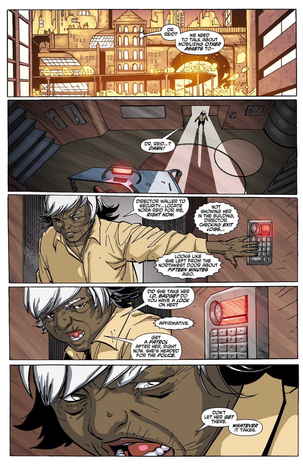 Batman Beyond (2010) Issue #4 #4 - English 7