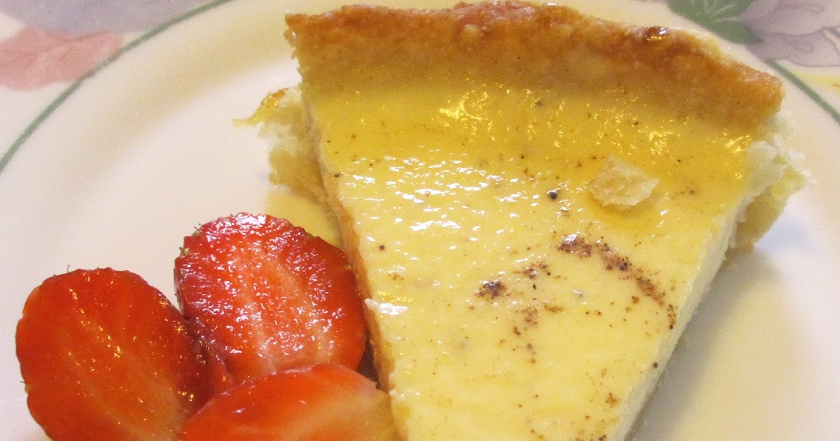 Hazel Fisher Creations Custard Tart