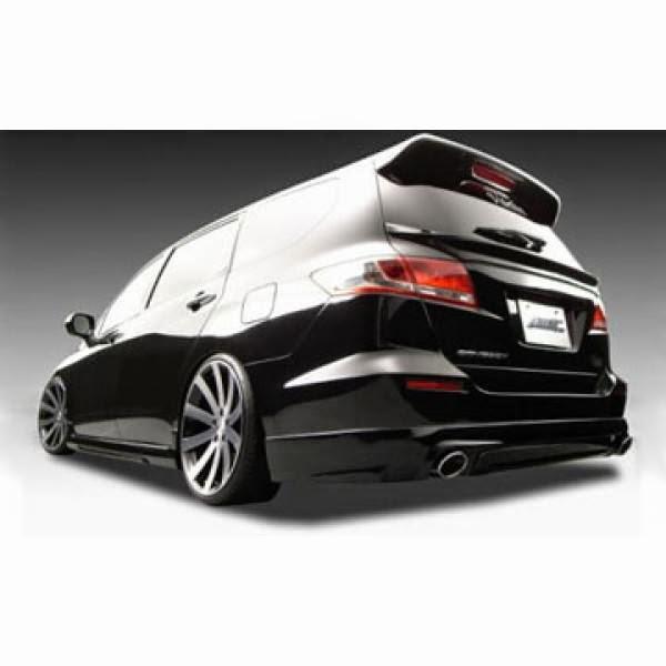 add on Honda Odyssey RB3 AMS