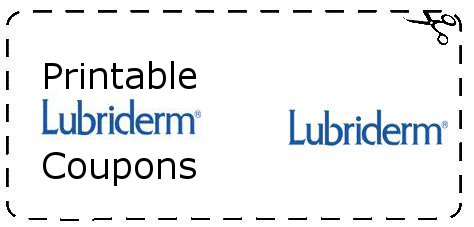 Printable Lubriderm Coupons