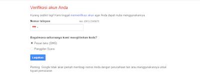Cara cepat membuat email Via Gmail