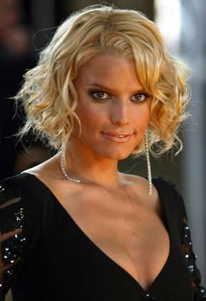 Short Curly Hairstyles In Carefree Look
