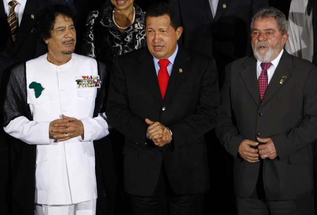 Voto em lista Fechada - Adotado por Hugo Chaves - Venezuela