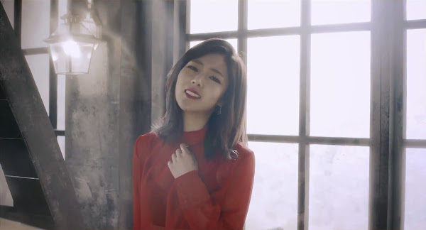 Fiestar's Hyemi (혜미)  in You're Pitiful MV