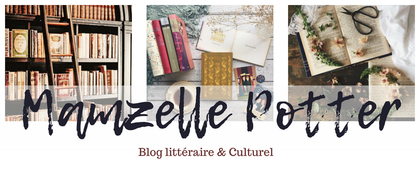 Mamzelle Potter - Blog litteraire & culturel