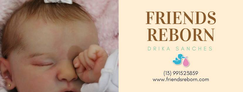 Friends Reborn - Drika Sanches