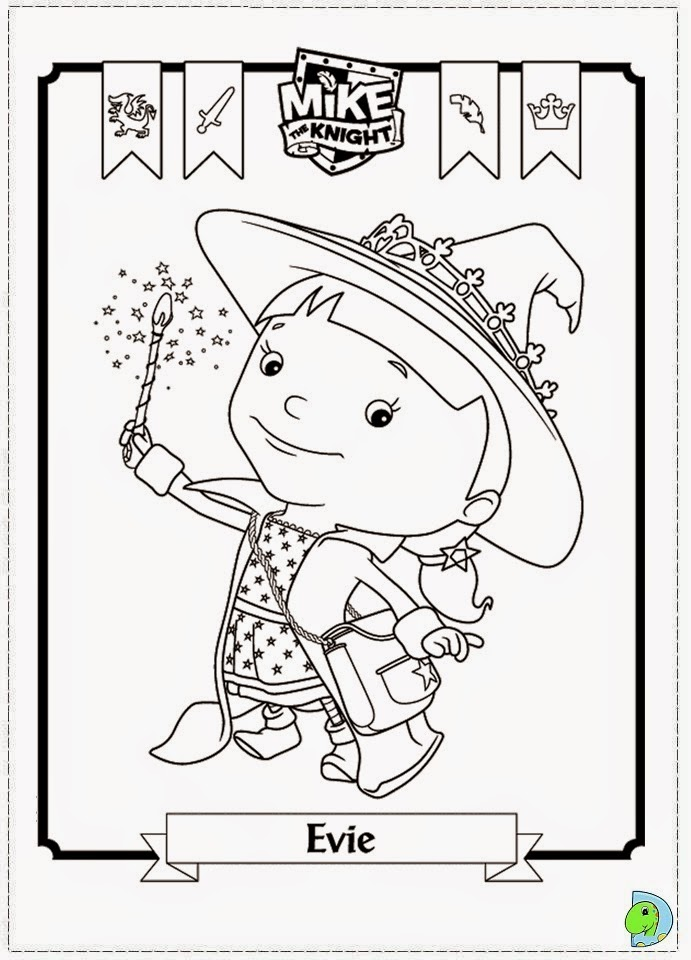 mikes restaurant coloring pages - photo#15