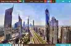 GlobalVision360: permite realizar exploraciones aéreas en 360 grados de varias ciudades del mundo