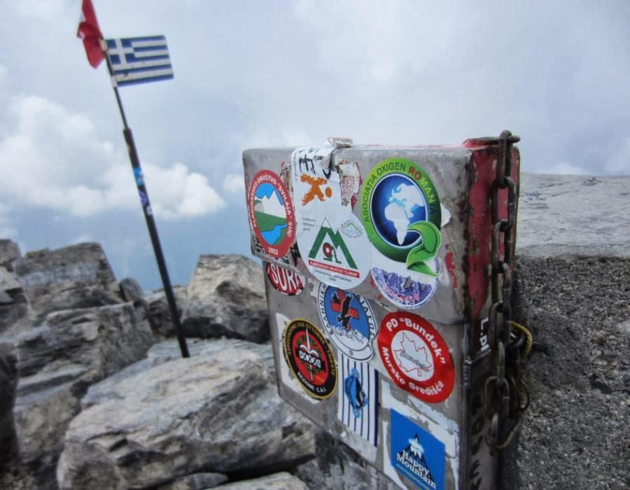 Monte Olimpo (Grecia)