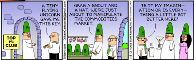 Dilbert comic | The Top 1% Club
