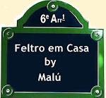LOJA DA FELTRO EM CASA