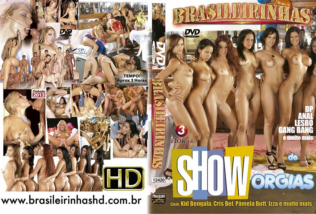 sexo Brasileirinhas Show de Orgias  online