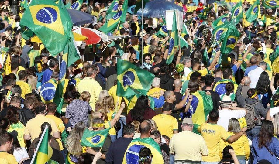 25 de setembro, 14h: Brasília