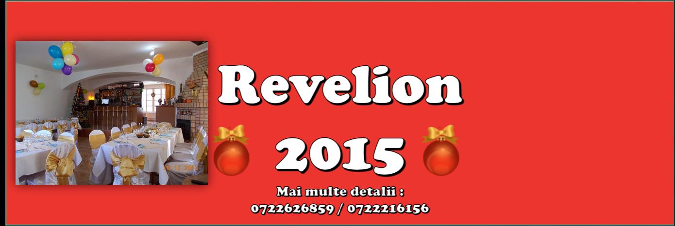 Ofertă Revelion 2015
