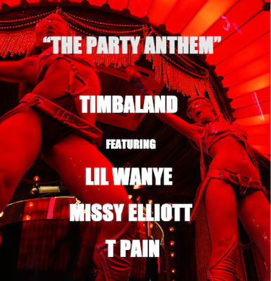 cover de the party anthem de timbaland con t-pain lil wayne y missy elliot