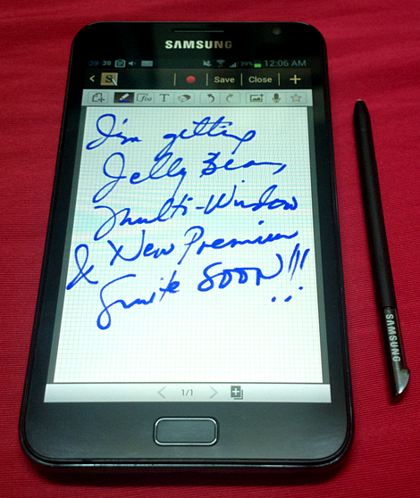 samsung galaxy note first generation jelly bean update, samsung galaxy note 1st gen jelly bean