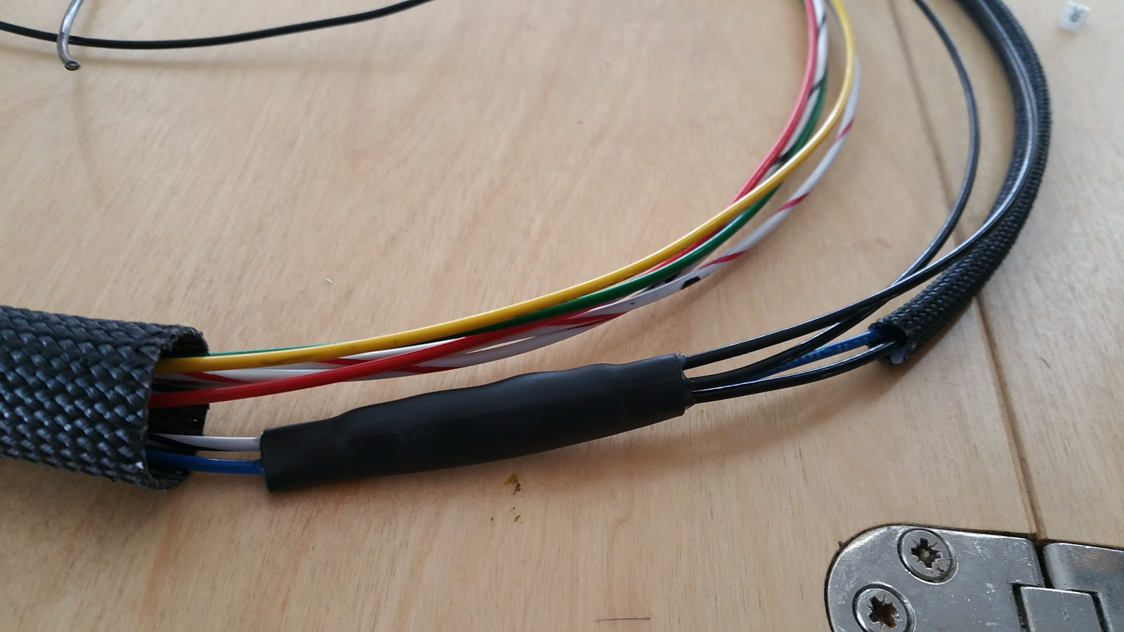 What To Wrap Wiring Harness With : Wire harness aa service bulletin kl