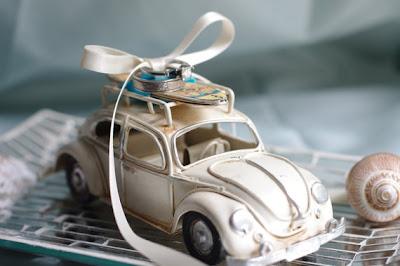 coche porta anillos