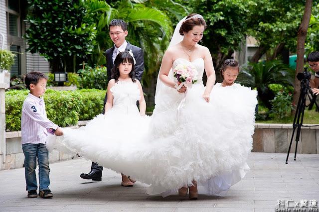 [ 婚禮紀實 ] 科仁&藖瓊迎娶儀式@三重及新莊自宅