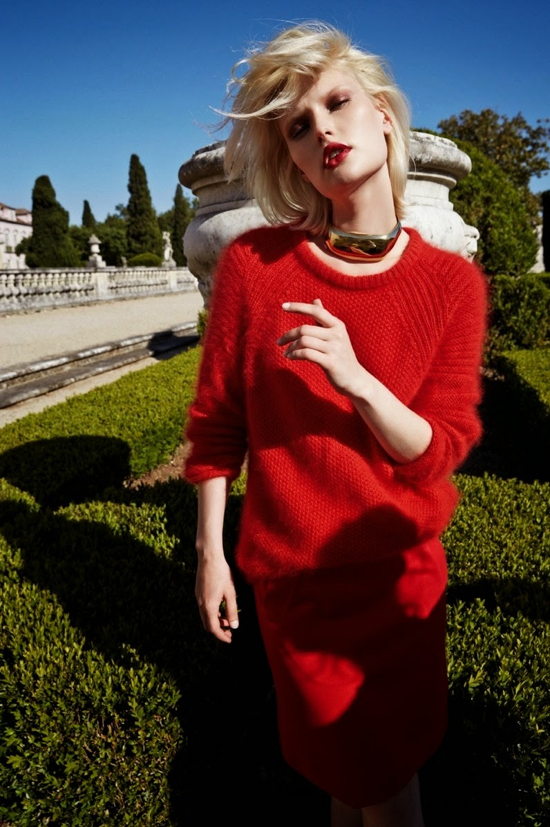 Anna-Emilia-Seewald-Wears-Red-For-Grazia-Germany-03