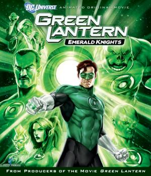 Siêu Nhân Xanh - Green Lantern Emerald Knights