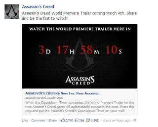 assassins creed iv black flag countdown timer Assassins Creed IV: Black Flag   Trailer Countdown