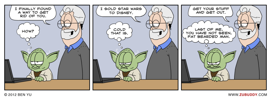 I Sold Star Wars
