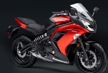 Spesifikasi Dan Harga Kawasaki Ninja 650 Terbaru 2014