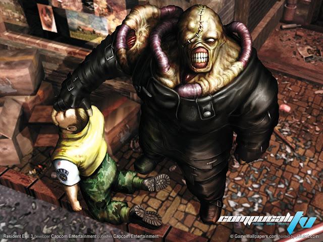 Resident Evil 3 Nemesis PC Full Español