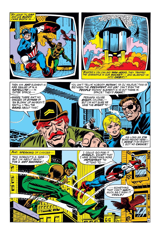 Captain America (1968) Issue #143 #57 - English 7